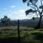 To Mt Franklin